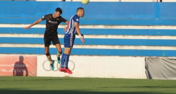 El CD Alcoyano ve poco viable que se dispute la repesca de ascenso a Segunda B