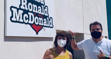 Convenio de colaboración entre ESPORTBASE y la Casa Ronald McDonald de València
