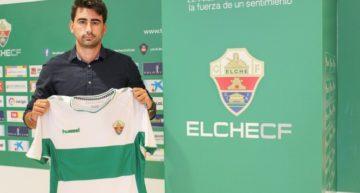 Pau Quesada se convierte en el entrenador del Elche Ilicitano
