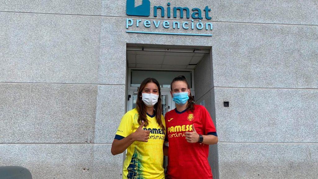 El Villarreal CF Femenino arranca con las pruebas médicas