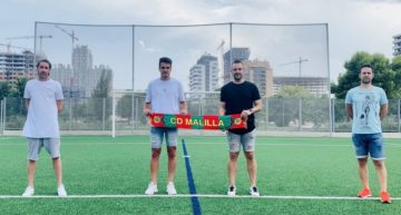 Paco Fernández y Ángel Ovejero dirigirán el Área de Preparación de Porteros del CD Malilla