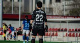El Joventut Almassora refuerza su portería con Kanae Fukumura
