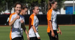 Un joven Valencia Femenino quiere resarcirse en la vuelta a la competición