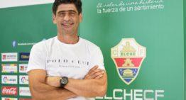 El Elche nombra a Jorge Raffo como nuevo director de fútbol base