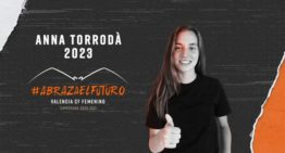 Anna Torrodà firma con el VCF Femenino hasta 2023