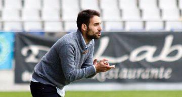 Roberto Robles, nuevo director de fútbol formativo y metodología del Hércules