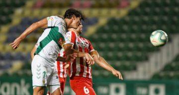 Elche y Girona no arriesgan y decidirán el ascenso en Montilivi (0-0)