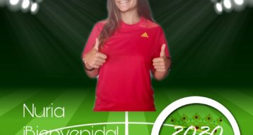 La UD Aldaia refuerza su equipo con la incorporación de Nuria Pomer