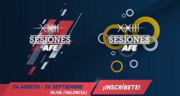 Oliva acogerá las ediciones XXII y XXIII de las Sesiones AFE del 24 de agosto al 20 de septiembre