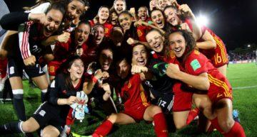 La UEFA confirma que España es una de las selecciones clasificadas para el Mundial Sub-17