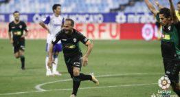 El Elche sigue soñando gracias al gol de Nino (0-1)