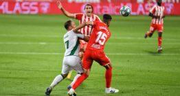 Un gol épico de Pere Milla da el ascenso a Primera al Elche (0-1)