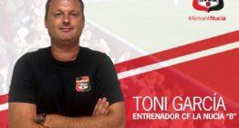 Toni García renueva como entrenador del filial de La Nucía