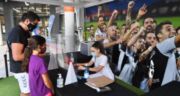 El CD Castellón cerca de superar su récord histórico de abonados