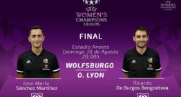 El VAR se estrena en la final de la Champions, con protagonismo español