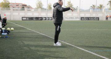 Miguel Armenteros no continuará como entrenador del Joventut Almassora