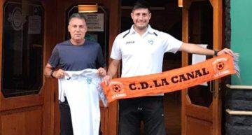 Roberto Granero dirigirá el Cadete del CD La Canal