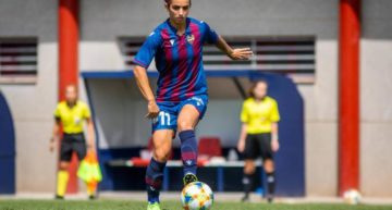 """Natasa Andonova: """"Tenemos el sueño de entrar en Champions"""""""