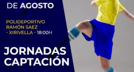 El Xirivella CF sigue buscando jugadoras que apuesten por su proyecto por el fútbol femenino