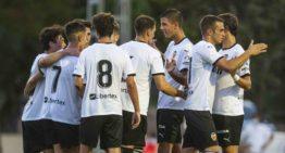 El VCF Mestalla se impone a la selección AFE en su primer amistoso (2-0)