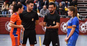 Samuel Gabaldón asciende a Segunda como árbitro de futsal con mejor coeficiente