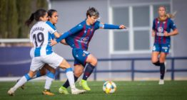 Suspendido un amistoso entre Levante y Espanyol femenino por un caso positivo en Covid-19