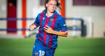 Eva Navarro renueva con el Levante para la próxima temporada
