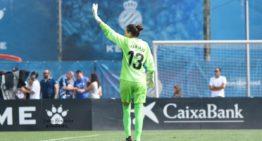 La AFE apoya a la guardameta María José Pons tras su despido del Espanyol