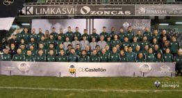 Estos serán los entrenadores y cuerpo técnico de la cantera del CD Castellón