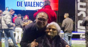 CF Histórics está de luto: ha fallecido María Rodríguez Calderón, primera presidenta del club