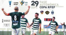 UD Alzira, CF Intercity y Villajoyosa ya sueñan con un billete dorado para la Copa del Rey