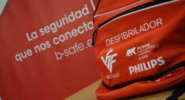 Formación gratuita a 43 clubes FFCV sobre el uso de desfibriladores