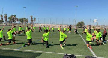 CF San José expone su protocolo covid-19 a partir de este 1 de septiembre