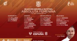 Vilda se lleva a cuatro representantes del fútbol valenciano a la convocatoria ante Moldavia