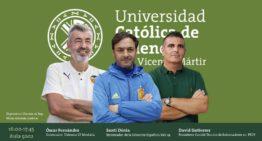 La FFCV pone su sello en el Máster Internacional en Metodología de Entrenamiento de la UCV