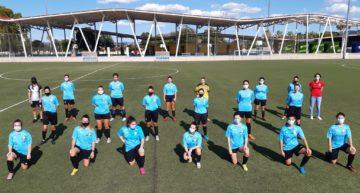 El fútbol femenino regresa en el Ciutat de Xàtiva seis meses después