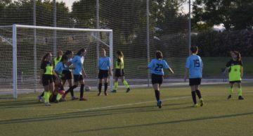 Sigue la pretemporada de los equipos femeninos del Ciutat de Xàtiva