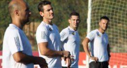 La Ciudad Deportiva Camilo Cano de La Nucía albergo las pruebas físicas de árbitros de Primera y Segunda