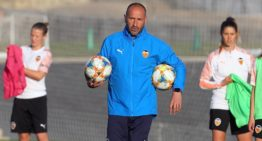 José Bargues (VCF Femenino): 'Vamos a dar guerra en la temporada 20-21'