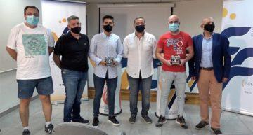 Los vencedores de #PijamaCup y #GlobalEstiuCup recogen sus trofeos