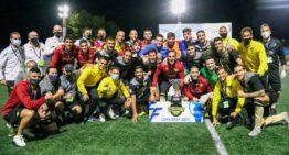 El CF Intercity se proclama campeón de la Fase Autonómica de la Copa RFEF