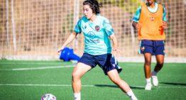 Nuria Martínez deja el filial para formar parte de la primera plantilla del Levante Femenino