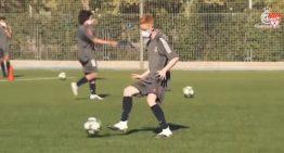 El protocolo covid-19 de la Federación Madrileña incluye jugar al fútbol con la mascarilla puesta