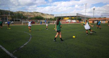 El Juvenil Femenino del CD Castellón regresa a los entrenamientos