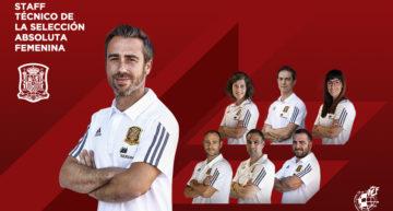 Novedades 20-21 en el staff de Jorge Vilda para la Selección Española Femenina Absoluta