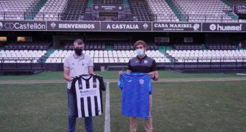GALERÍA: Convenio de colaboración entre Foios Atlétic y CD Castellón
