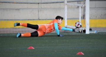 Curso FFCV de Especialista en entrenamiento de porteros Nacional C de fútbol en noviembre de 2020