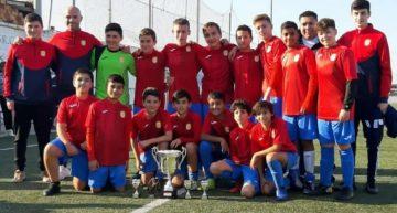 El Club Atlético Cabanyal consigue el ascenso a Primera Regional Infantil después de recurrir la decisión inicial