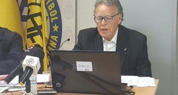 Fallece el histórico Cayetano Gomar, extesorero de la FFCV
