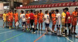 La Circular 17 regula las normas de las competiciones 20-21 de fútbol sala de categoría cadete